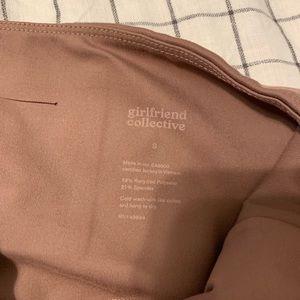 girlfriend collective Pants - Girlfriend Collective rose quartz leggings